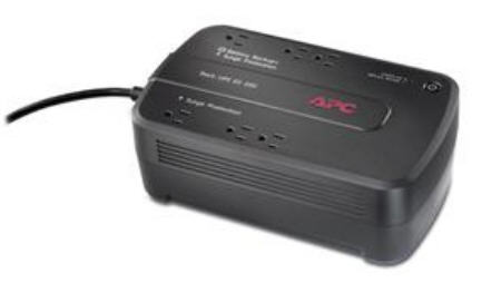 NO BREAK APC BACK UPS ES 350VA 120V 6OUTLET 10 MIN 1/2 CARGA 3AN
